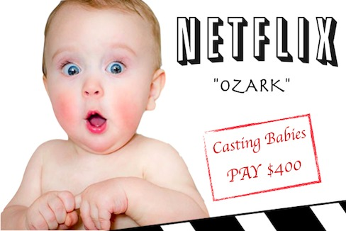 Auditions for kids. Does your child want to get cast in a movie or TV show role? This section lists many shows, commercials, movies and reality shows that currently .