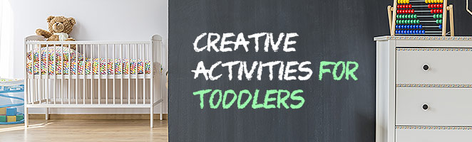 Creative Activities for Toddlers